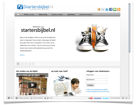 startersbijbel.nl