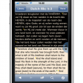 Splitscreen met parallel vertaling