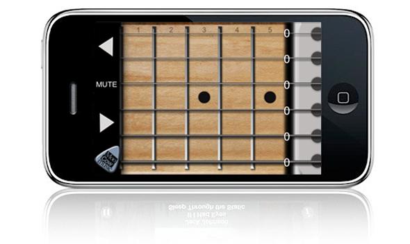 iPhone Guitarist