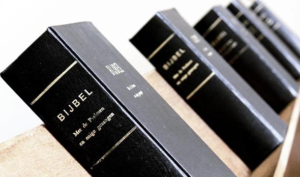 Mooi rijtje Bijbels
