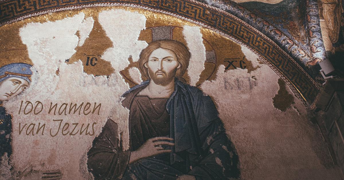 100 namen van Jezus