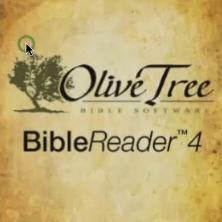 olivetree BibleReader 4