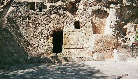 Graftuin Jezus