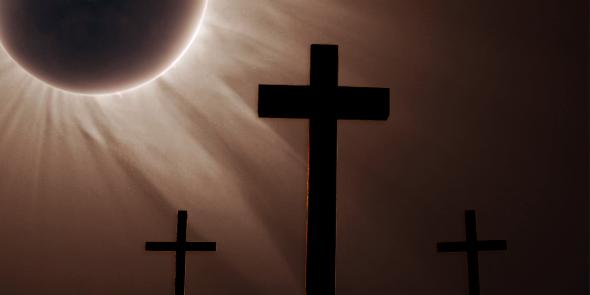 Kruisiging - verduistering