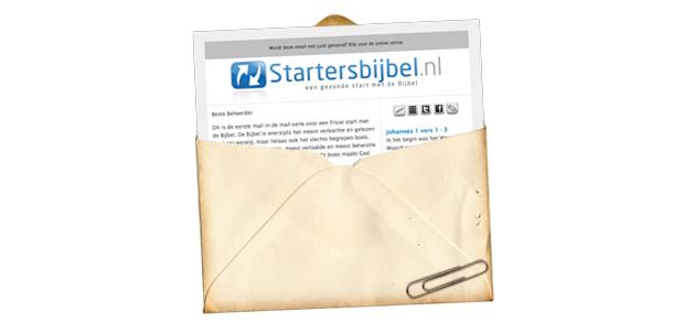 Emails voor starters (startersbijbel.nl)