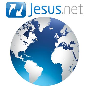 Jesus.net en de globe
