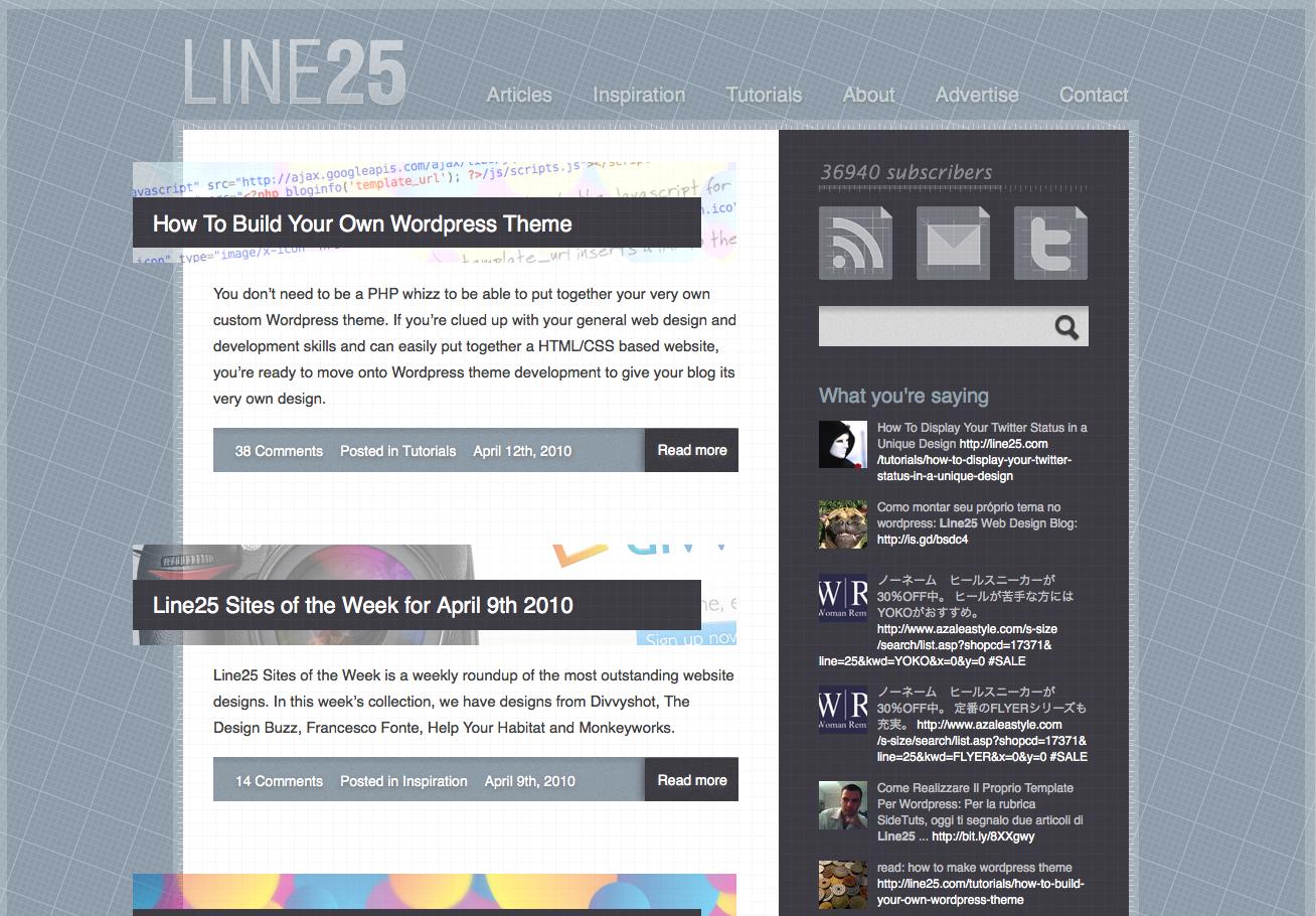 line25.com
