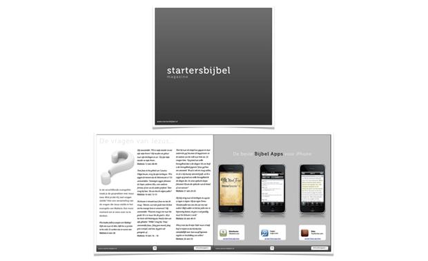 Startersbijbel Magazine