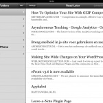 Instapaper for iPad