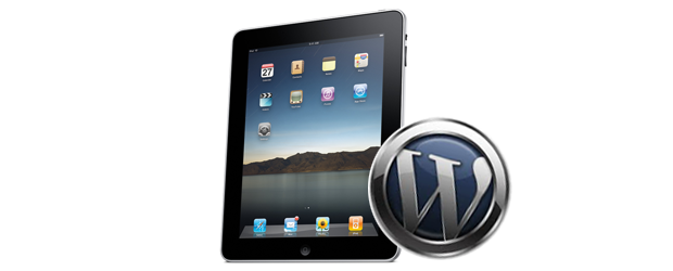 ipad en wordpress met padpress