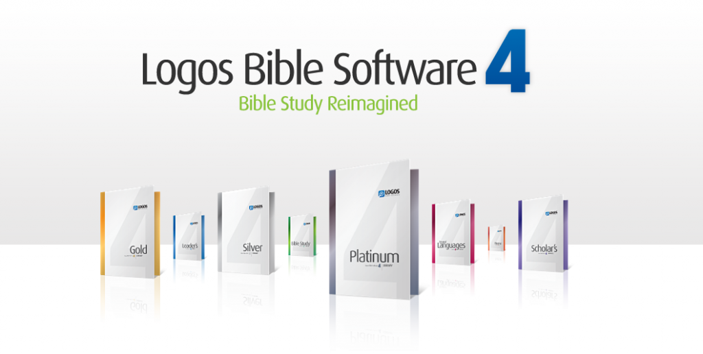 Logos Bible Software 4