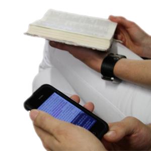 iPhone en Bijbel4
