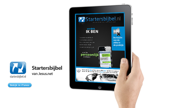 iPad startersbijbel Magazine