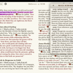 9. NLT-studie Bijbel notitie