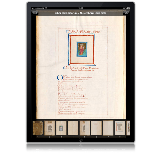 famous books - iPad app