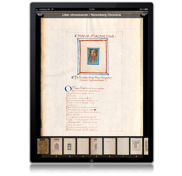 famous books - iPad app