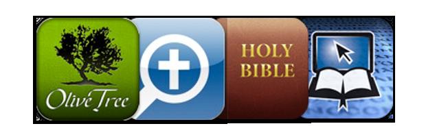 bijbel apps iPad