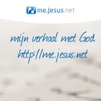 Me.Jesus.net - mijn verhaal met God