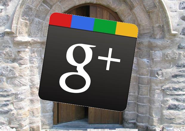 googleplus en de kerk