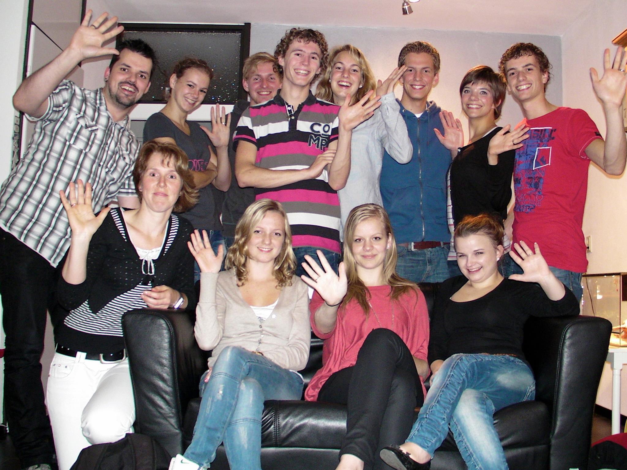 Discipelschapsgroep Wouter en Rianne