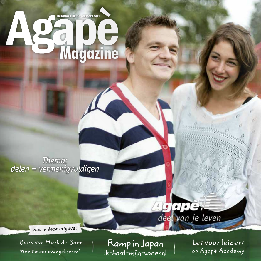 Agape Magazine