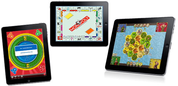 iPad Bordspellen
