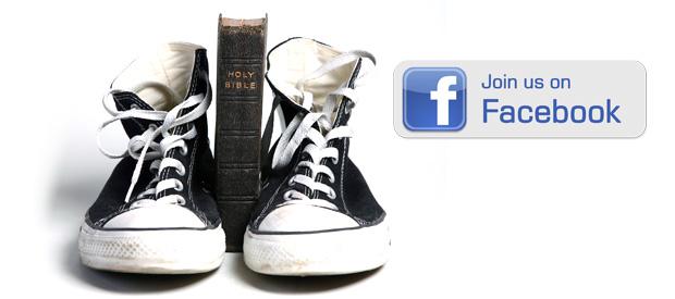 bijbel schoenen facebook