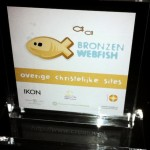 bronzen webfish award