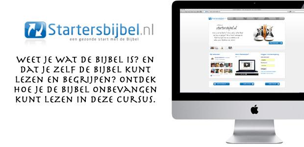 StartersBijbel.nl presentatie
