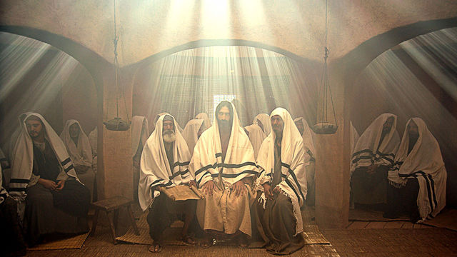 The Story of Jesus (docudrama BBC)