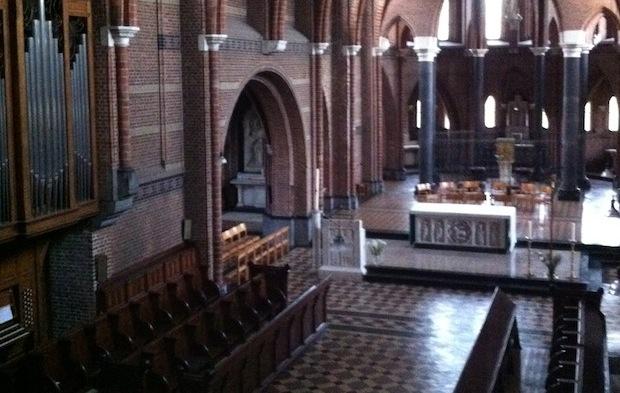 Kerk achelse kluis