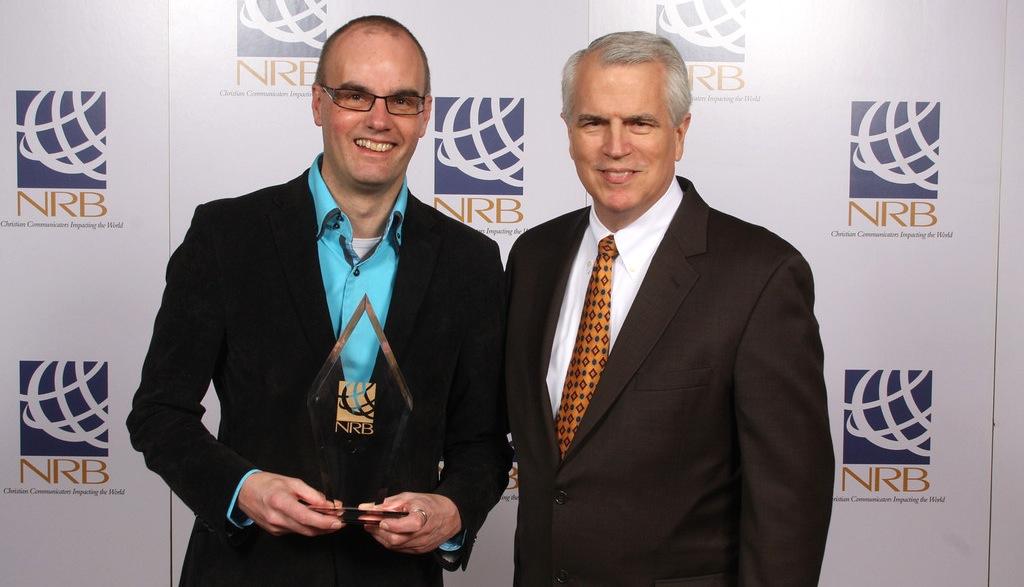International Innovation Award for Jesus.net