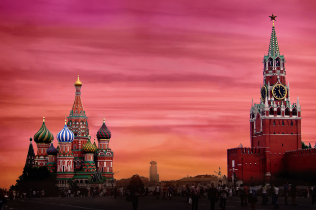 Pokrovkathedraal, Moskou