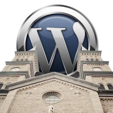 kerkwebsite in WordPress bouwen