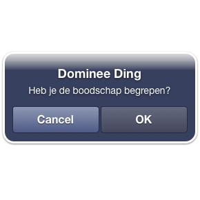 Dominee Ding