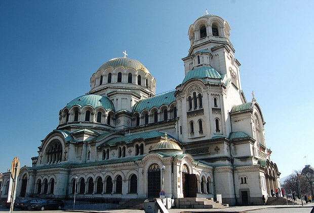 Sofia Alexander Nevski Cathedral