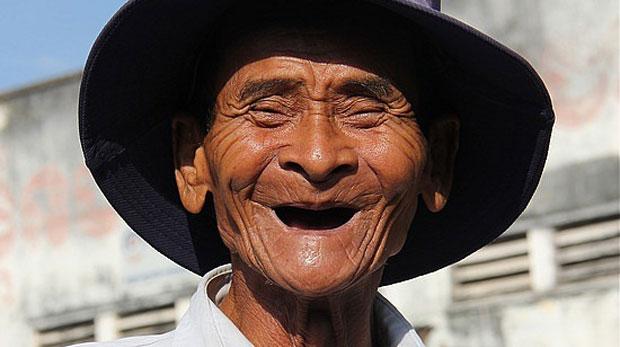 lachen is dus echt gezond