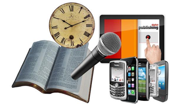 technologische uitvindingen voor de kerk