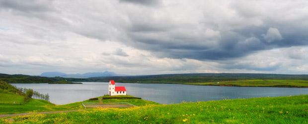 kleine kerk (ijsland)