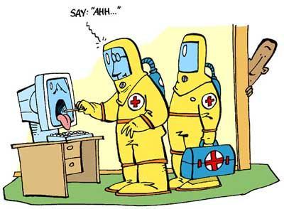 Virus Zeg Aah
