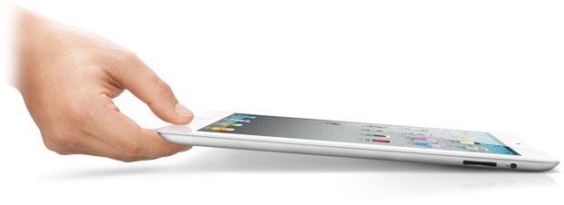 de ipad (bloggen op de iPad)