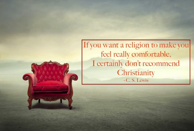 I certainly don't recommend Christianity