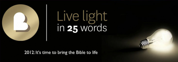 Live light in 25 words