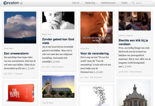 Creatov.nl PageLines Framework