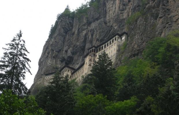 Sumela Monastry, Turkije