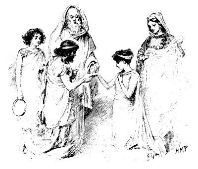romeinse bruiloft