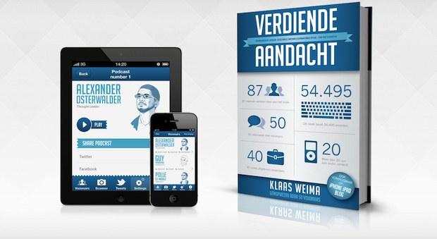 Verdiende Aandacht (Boek, iPad en iPhone)