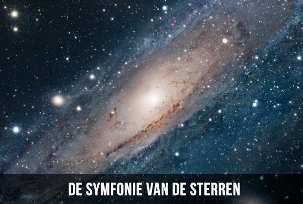 De symfonie van de sterren