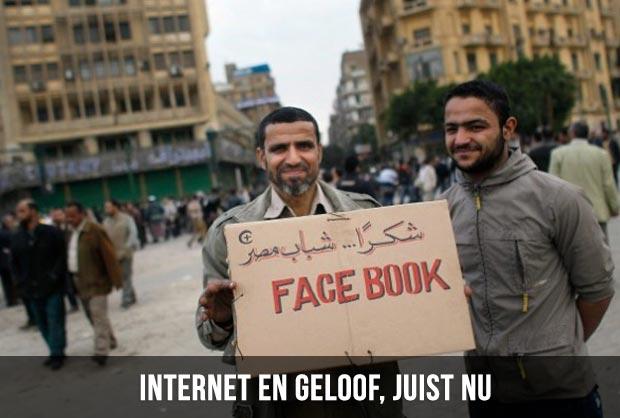 Internet en Geloof, juist nu