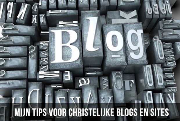 Mijn tips voor christelijke blogs en sites